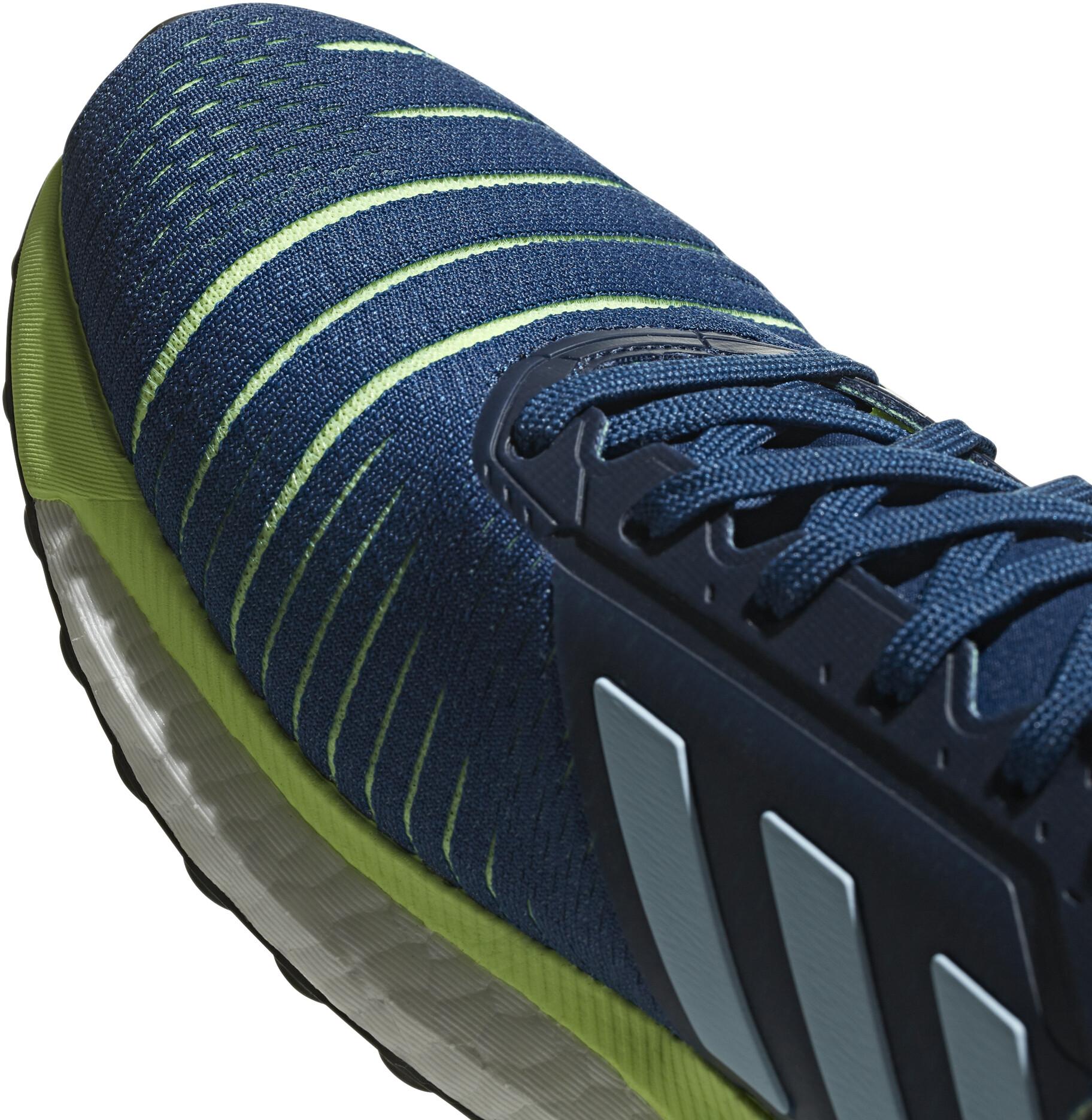 best service 303f5 2484a adidas Solar Glide - Zapatillas running Hombre - azul